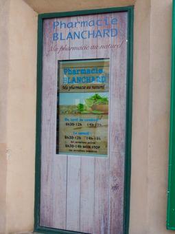 Pharmacie Blanchard,LIVRON-SUR-DROME