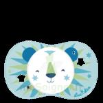 Acheter Luc et Léa Sucette symétrique +6mois lion B/1 à LIVRON-SUR-DROME